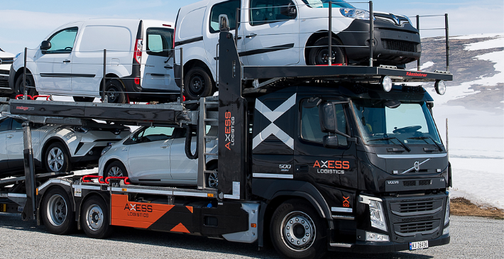 (Bild: Axess Logistics)