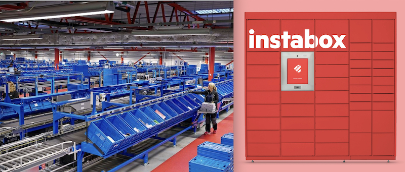 Foto: Clas Ohlson, Instabox
