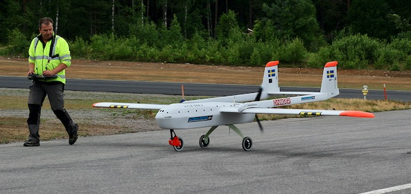 (Bild: Drone Center Sweden)
