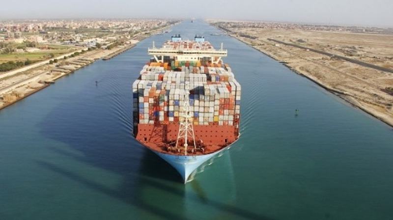 Foto: Suez Canal Authority